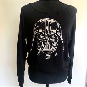 Star Wars Darth Vader Women's Crew Neck Sweater